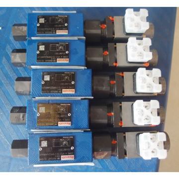 REXROTH 4WE 6 U6X/EW230N9K4/V R901396249 Directional spool valves