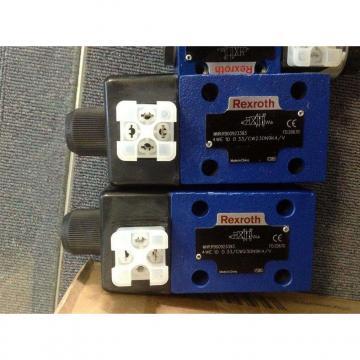 REXROTH 3WE 6 A6X/EG24N9K4/V R900915873 Directional spool valves