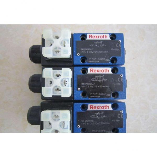 REXROTH 4WE 10 W3X/CG24N9K4 R900588200 Directional spool valves #2 image